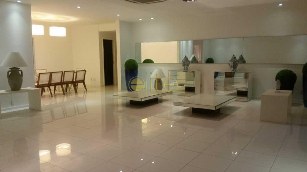 02 - Apartamento À Venda no Condomínio Península - Saint Barth - Barra da Tijuca - Rio de Janeiro - RJ - EBAP40129 - 3