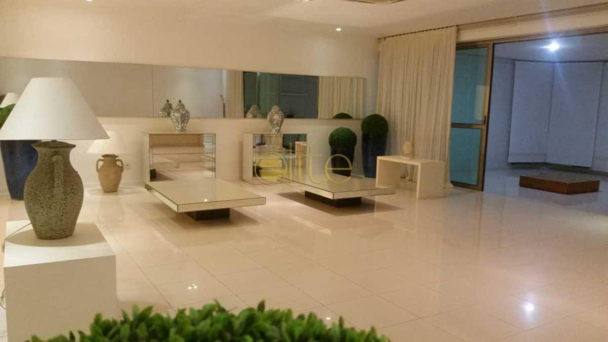 05 - Apartamento À Venda no Condomínio Península - Saint Barth - Barra da Tijuca - Rio de Janeiro - RJ - EBAP40129 - 6