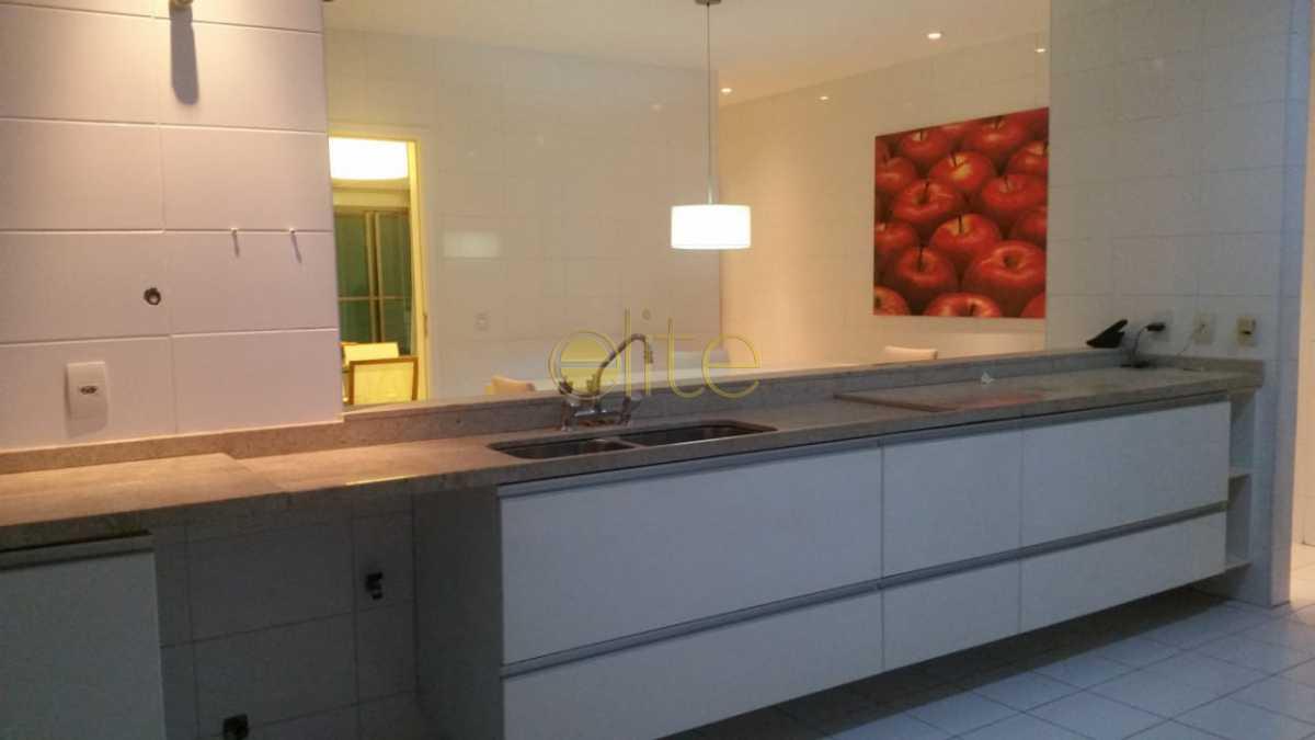 18 - Apartamento À Venda no Condomínio Península - Saint Barth - Barra da Tijuca - Rio de Janeiro - RJ - EBAP40129 - 20