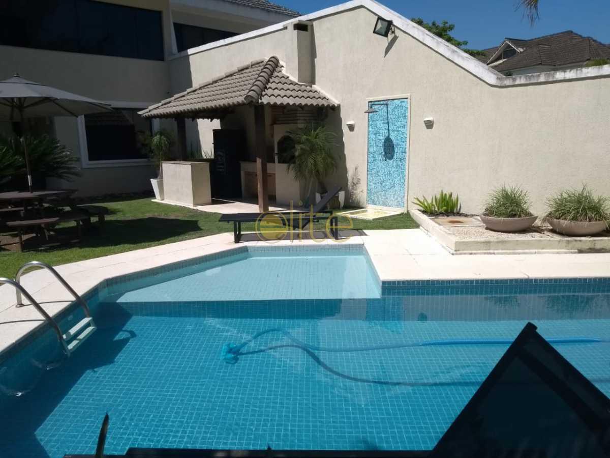 02 - Casa em Condomínio Interlagos de Itaúna, Barra da Tijuca, Barra da Tijuca,Rio de Janeiro, RJ Para Venda e Aluguel, 4 Quartos, 288m² - EBCN40164 - 3
