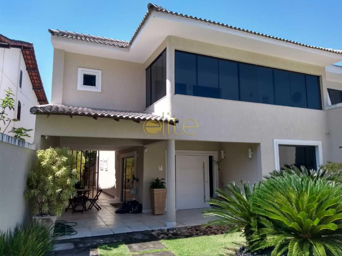 07 - Casa em Condomínio Interlagos de Itaúna, Barra da Tijuca, Barra da Tijuca,Rio de Janeiro, RJ Para Venda e Aluguel, 4 Quartos, 288m² - EBCN40164 - 8