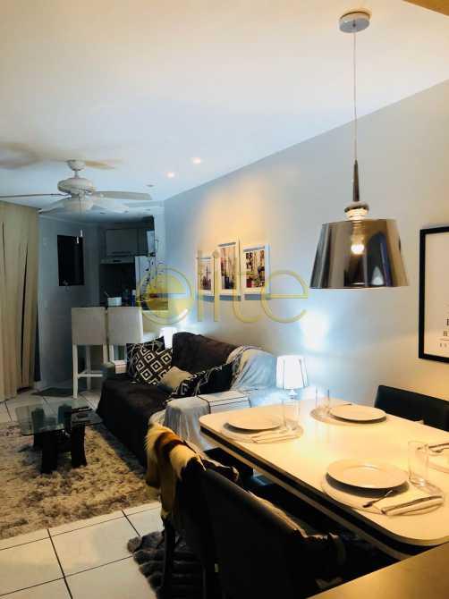 01a - Apartamento Barra da Tijuca, Barra da Tijuca,Rio de Janeiro, RJ Para Alugar, 1 Quarto, 55m² - EBAP10007 - 3