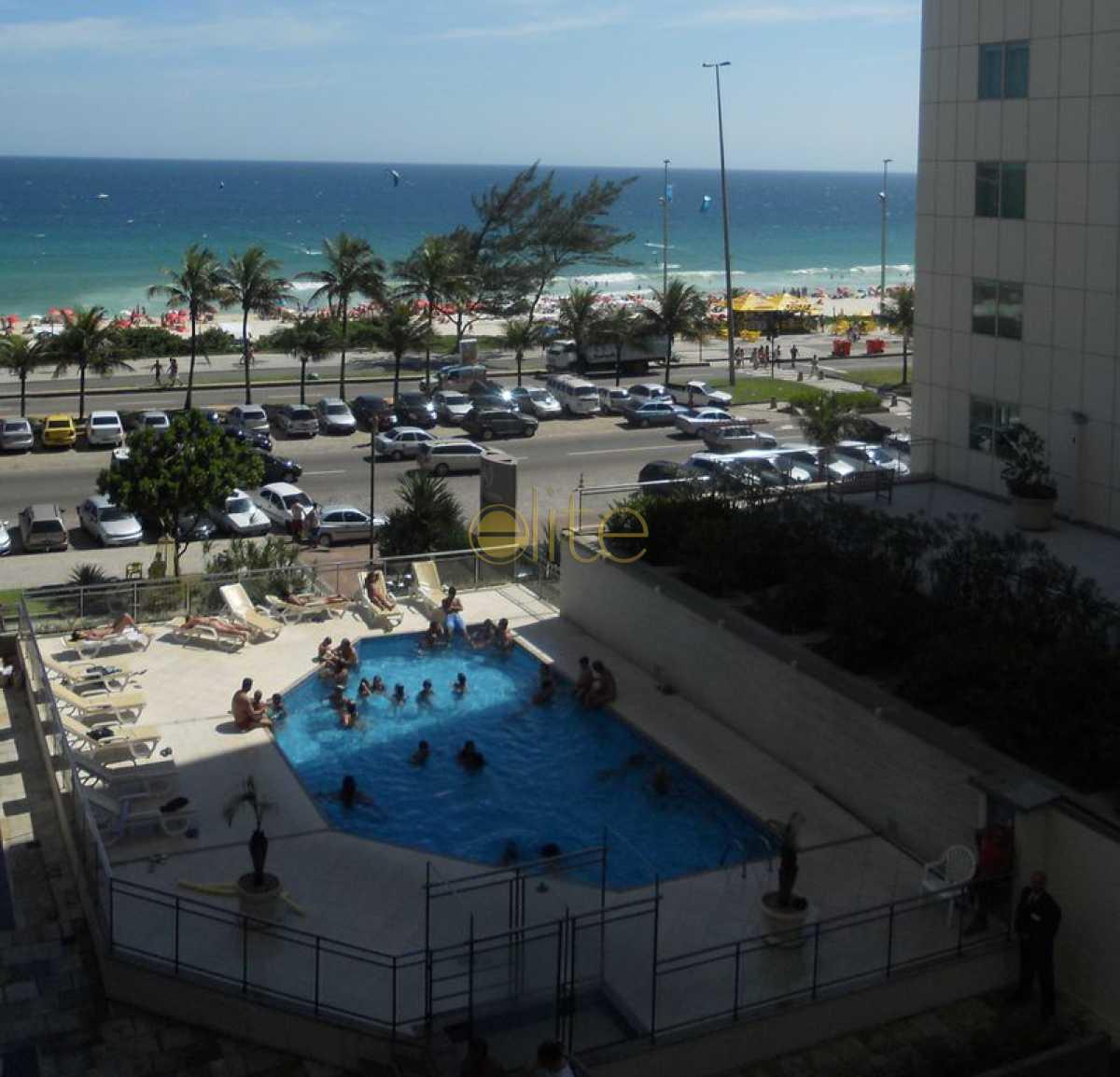 05 - Apartamento Barra da Tijuca, Barra da Tijuca,Rio de Janeiro, RJ Para Alugar, 1 Quarto, 55m² - EBAP10007 - 9