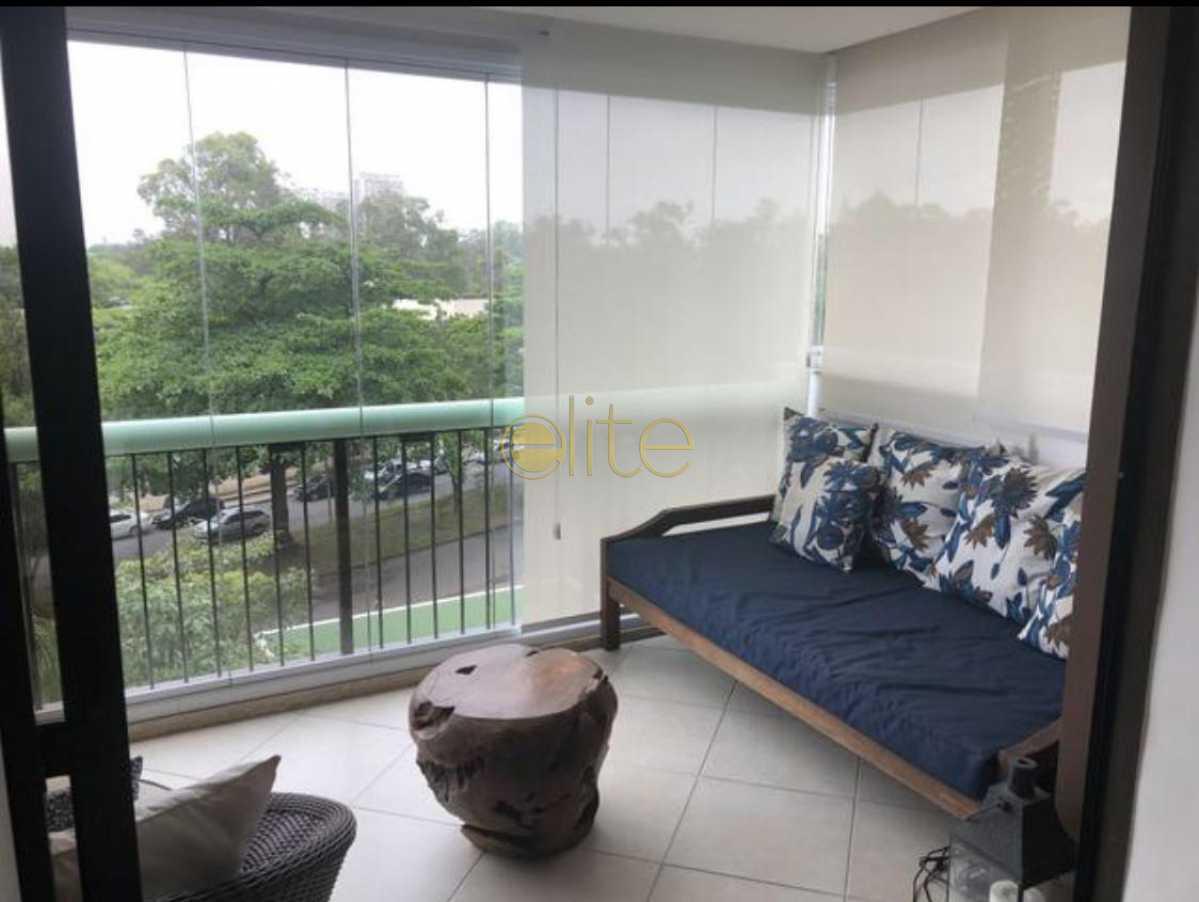 3 - Apartamento À Venda no Condomínio Parque das Rosas - Barra da Tijuca - Rio de Janeiro - RJ - EBAP30145 - 4