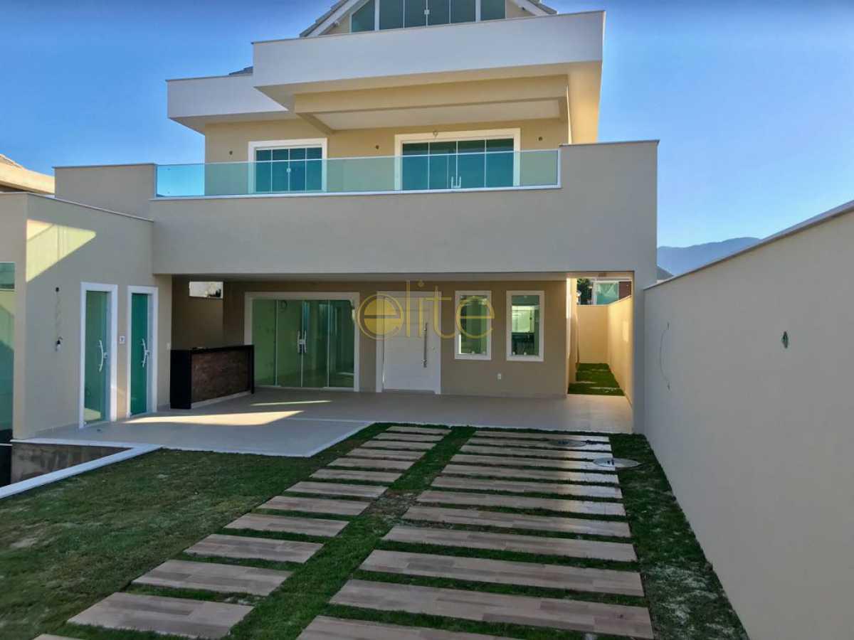 1 - Casa em Condomínio Art-Life, Recreio dos Bandeirantes, Rio de Janeiro, RJ À Venda, 4 Quartos, 330m² - EBCN40166 - 1