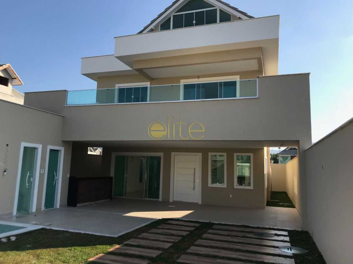 3 - Casa em Condomínio Art-Life, Recreio dos Bandeirantes, Rio de Janeiro, RJ À Venda, 4 Quartos, 330m² - EBCN40166 - 4