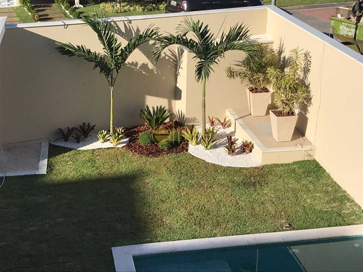 4 - Casa em Condomínio Art-Life, Recreio dos Bandeirantes, Rio de Janeiro, RJ À Venda, 4 Quartos, 330m² - EBCN40166 - 5
