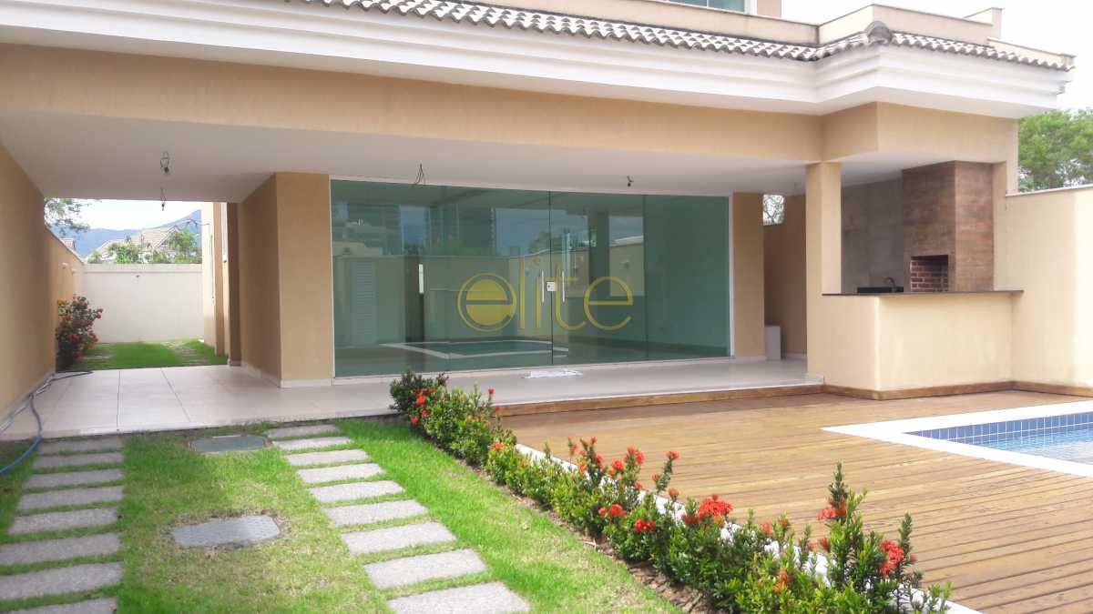 4 - Casa À Venda no Condomínio Art-Life - Recreio dos Bandeirantes - Rio de Janeiro - RJ - EBCN40167 - 6