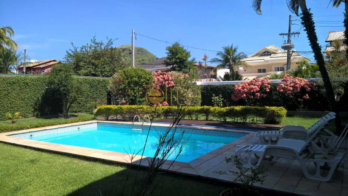 2 - Casa em Condomínio Maramar, Recreio dos Bandeirantes, Rio de Janeiro, RJ À Venda, 4 Quartos, 344m² - EBCN40168 - 3