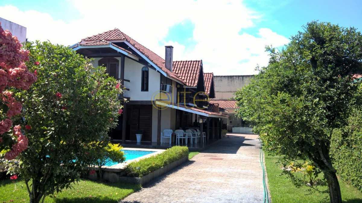 3 - Casa À Venda no Condomínio Maramar - Recreio dos Bandeirantes - Rio de Janeiro - RJ - EBCN40168 - 4