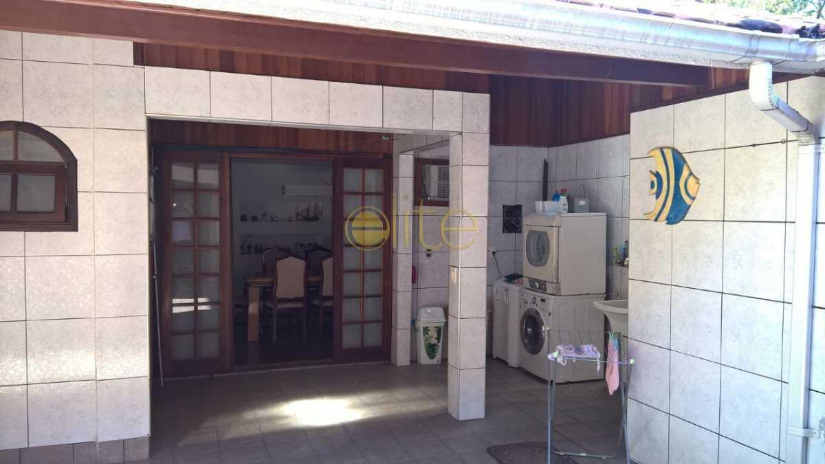 10 - Casa À Venda no Condomínio Maramar - Recreio dos Bandeirantes - Rio de Janeiro - RJ - EBCN40168 - 11