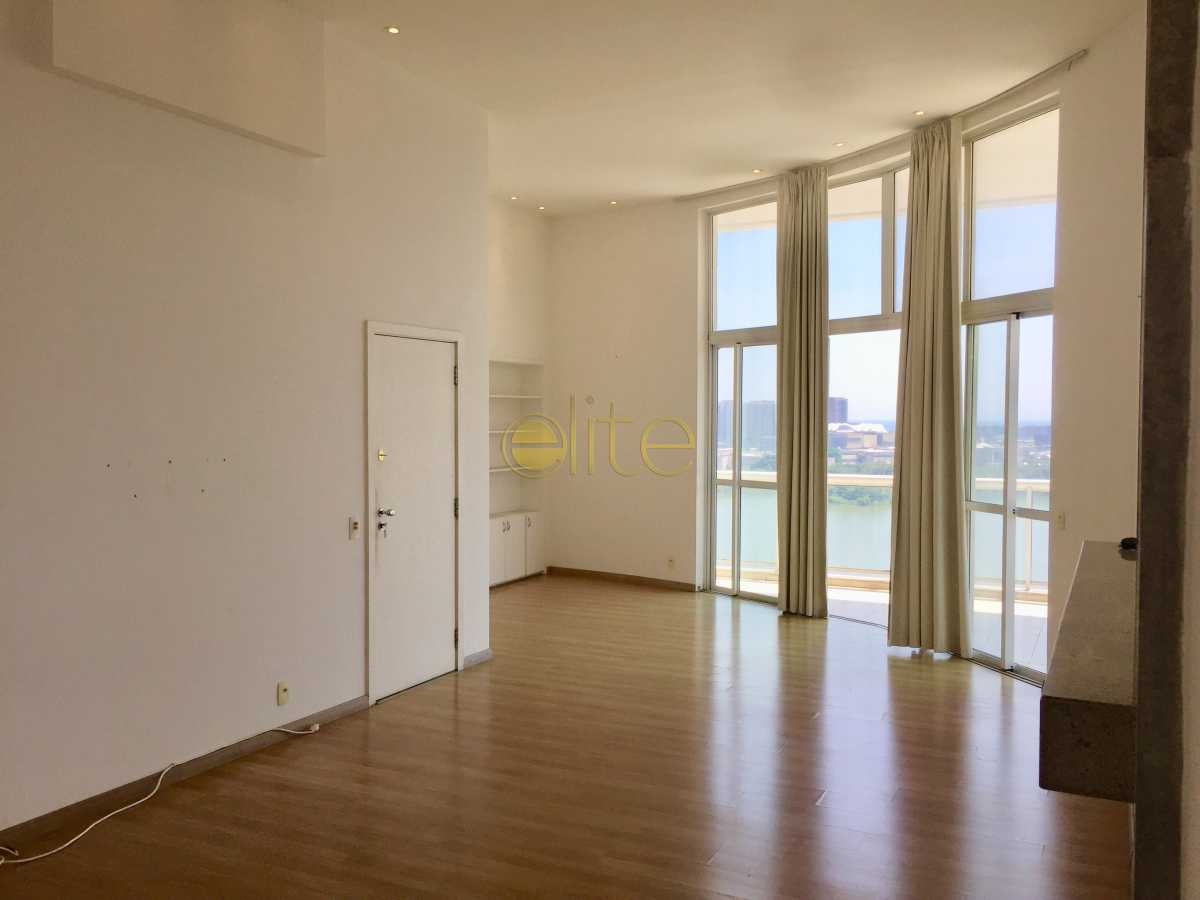 6 - Loft Condomínio Península - Mandarim, Barra da Tijuca, Barra da Tijuca,Rio de Janeiro, RJ Para Alugar, 1 Quarto, 117m² - EBLO10002 - 8