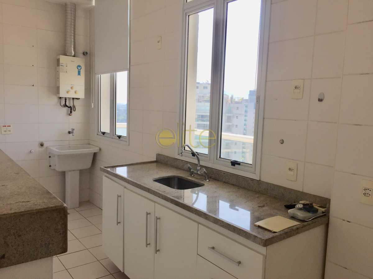 12 - Loft Condomínio Península - Mandarim, Barra da Tijuca, Barra da Tijuca,Rio de Janeiro, RJ Para Alugar, 1 Quarto, 117m² - EBLO10002 - 14