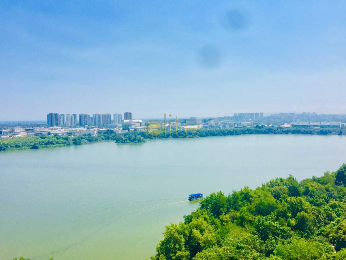 22 - Loft Condomínio Península - Mandarim, Barra da Tijuca, Barra da Tijuca,Rio de Janeiro, RJ Para Alugar, 1 Quarto, 117m² - EBLO10002 - 23