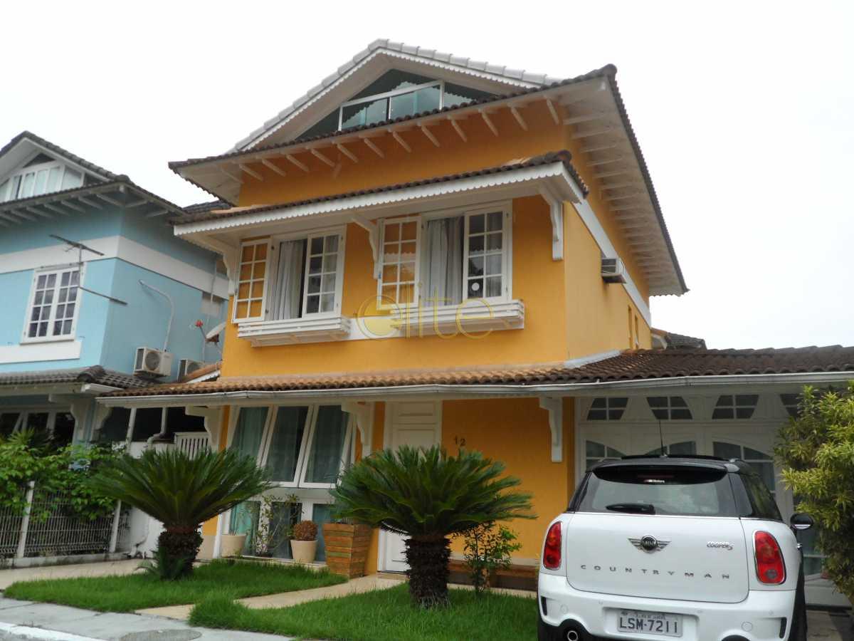 27 - Casa em Condomínio Residencias do Sol, Barra da Tijuca, Barra da Tijuca,Rio de Janeiro, RJ À Venda, 3 Quartos, 210m² - EBCN30020 - 28