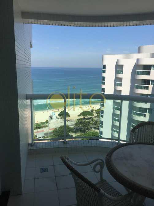 01 - Apartamento Para Venda ou Aluguel no Condomínio Sheraton - Barra da Tijuca - Rio de Janeiro - RJ - EBAP10008 - 1