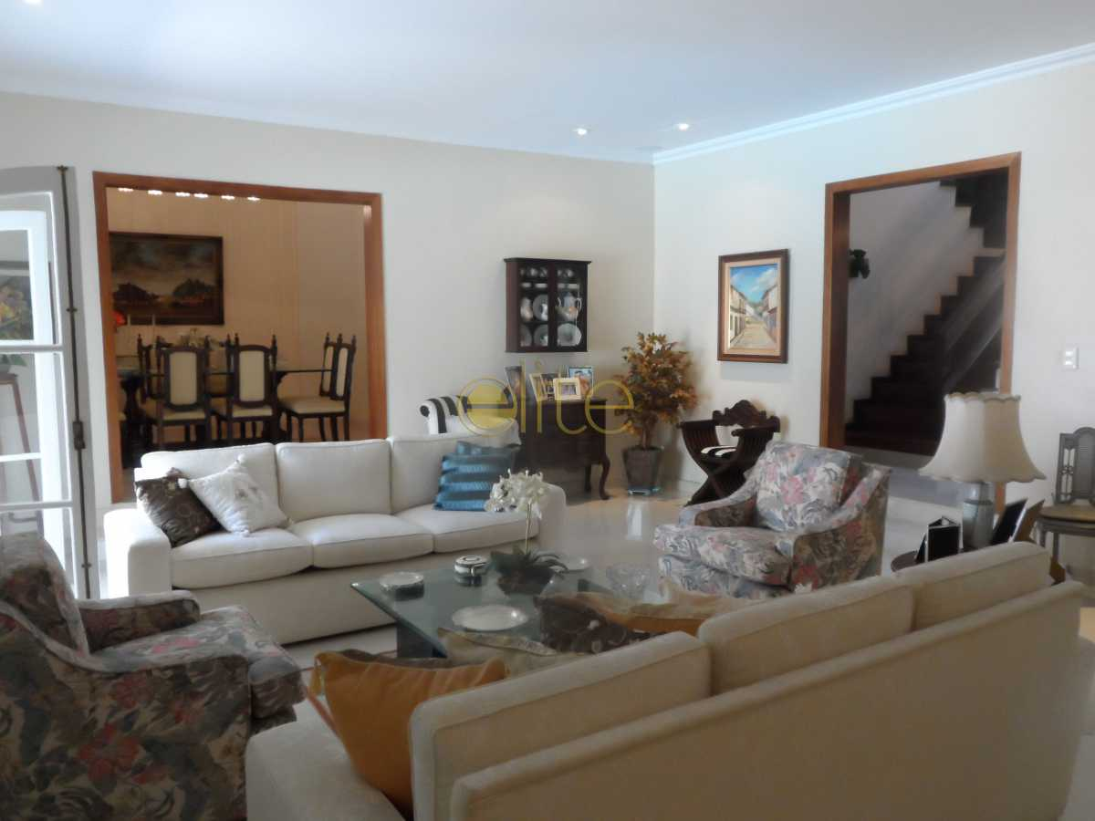 06 - Casa À Venda no Condomínio Santa Marina - Barra da Tijuca - Rio de Janeiro - RJ - EBCN40173 - 7