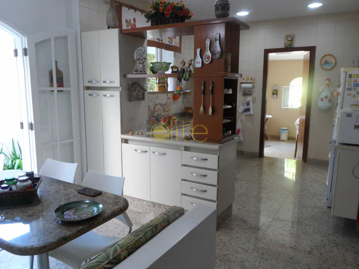 13 - Casa À Venda no Condomínio Santa Marina - Barra da Tijuca - Rio de Janeiro - RJ - EBCN40173 - 14