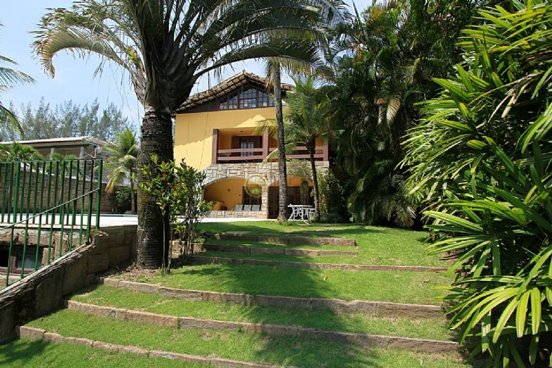 FOTO18 - Casa À Venda no Condomínio Arouca Jardim Barra da Tijuca - Barra da Tijuca - Rio de Janeiro - RJ - CA0074 - 19