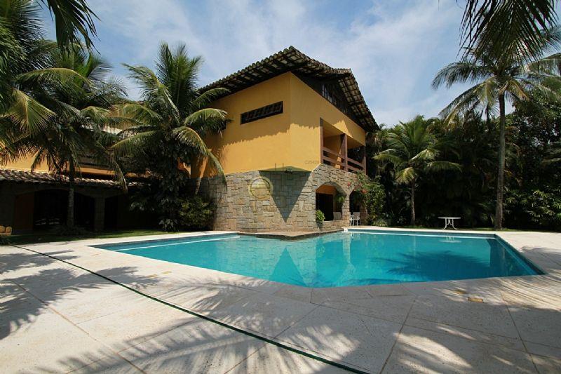 FOTO9 - Casa À Venda no Condomínio Arouca Jardim Barra da Tijuca - Barra da Tijuca - Rio de Janeiro - RJ - CA0074 - 10