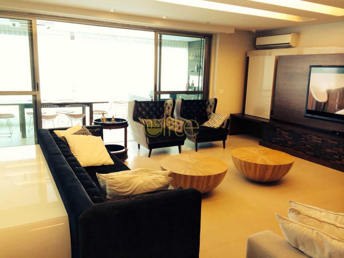 03 - Apartamento À Venda no Condomínio Península - Saint Barth - Barra da Tijuca - Rio de Janeiro - RJ - EBAP40134 - 5