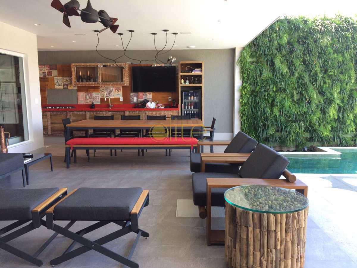ff242d6c-7585-4d76-9e18-bf62a9 - Casa À Venda no Condomínio Riviera Del Sol - Recreio dos Bandeirantes - Rio de Janeiro - RJ - EBCN40175 - 14