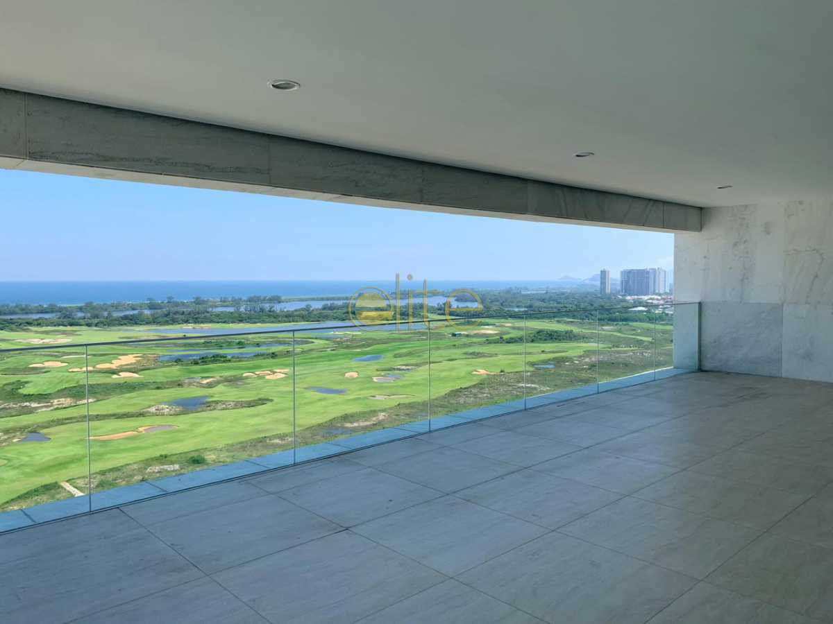 02 - Apartamento Condomínio Riserva Golf, Barra da Tijuca, Barra da Tijuca,Rio de Janeiro, RJ Para Venda e Aluguel, 4 Quartos, 381m² - EBAP40141 - 3