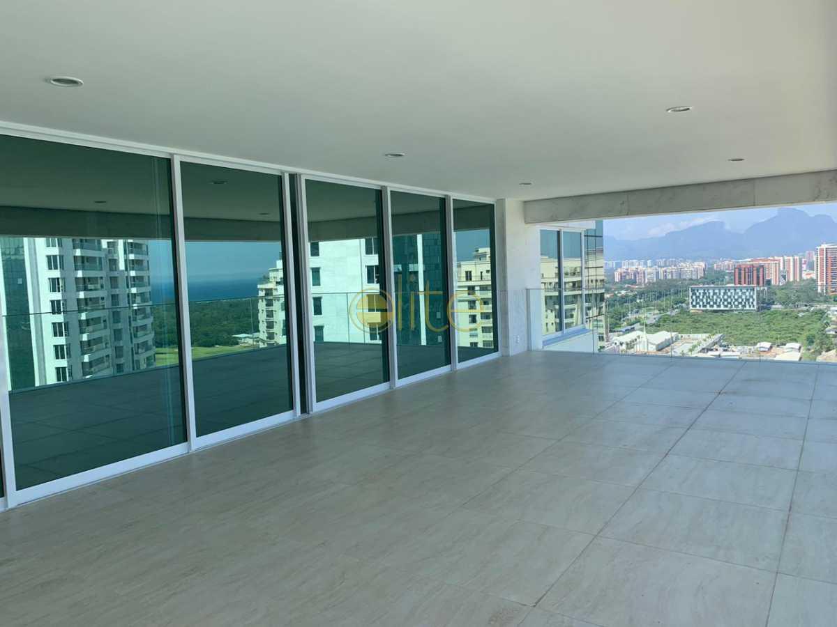 03 - Apartamento Condomínio Riserva Golf, Barra da Tijuca, Barra da Tijuca,Rio de Janeiro, RJ Para Venda e Aluguel, 4 Quartos, 381m² - EBAP40141 - 4
