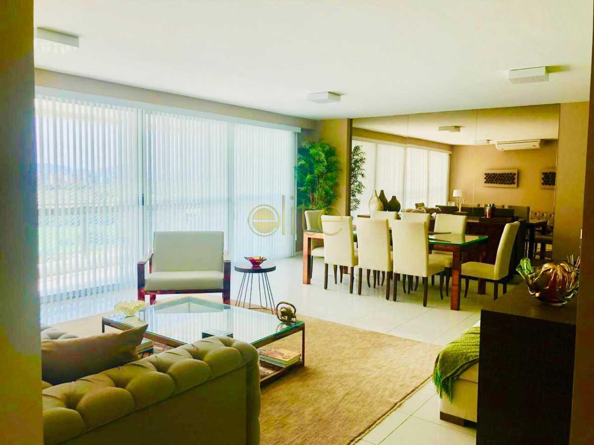 02 - Apartamento Para Alugar no Condomínio Península - Saint Barth - Barra da Tijuca - Rio de Janeiro - RJ - EBAP40142 - 4