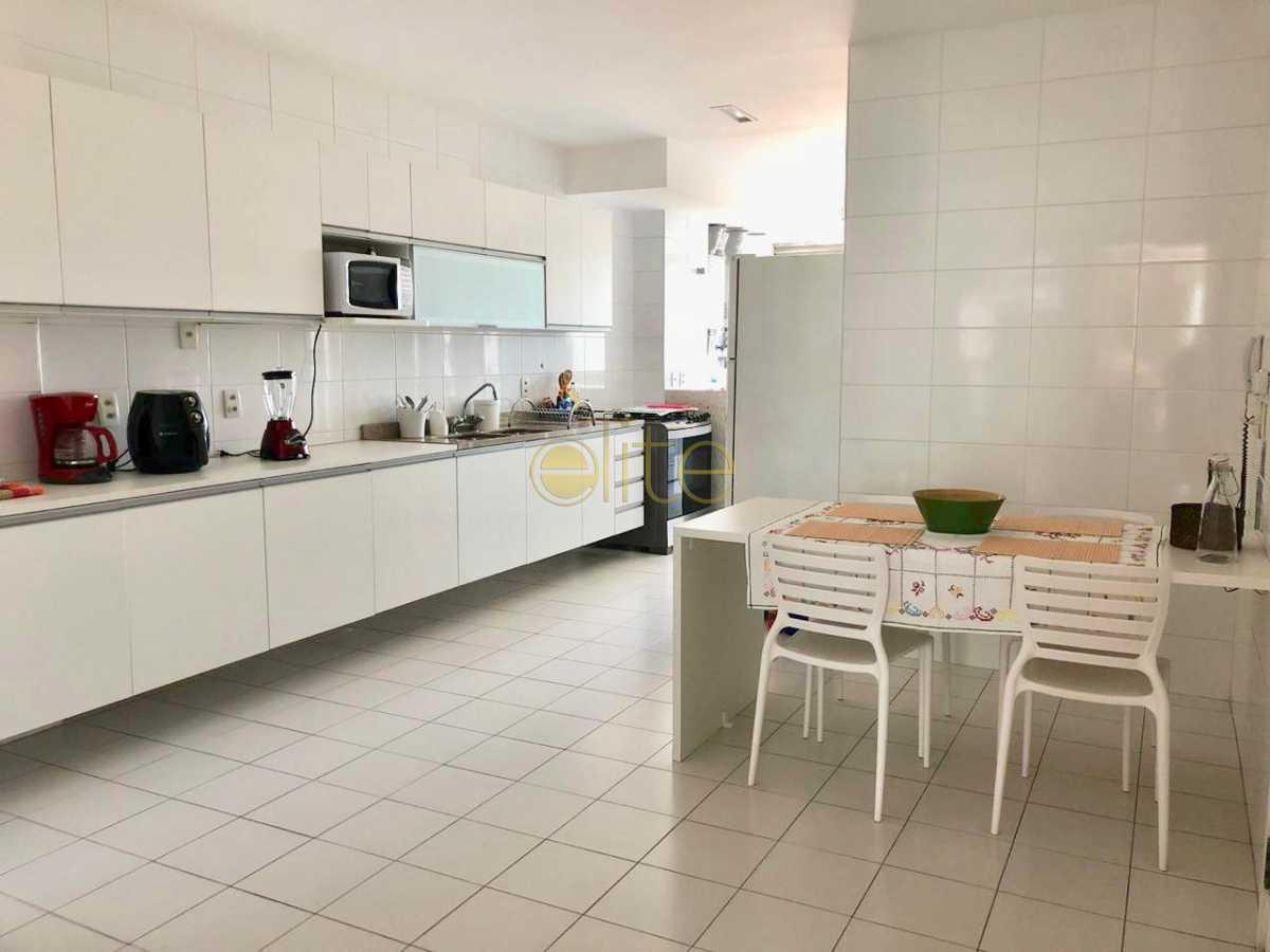 08 - Apartamento Para Alugar no Condomínio Península - Saint Barth - Barra da Tijuca - Rio de Janeiro - RJ - EBAP40142 - 10