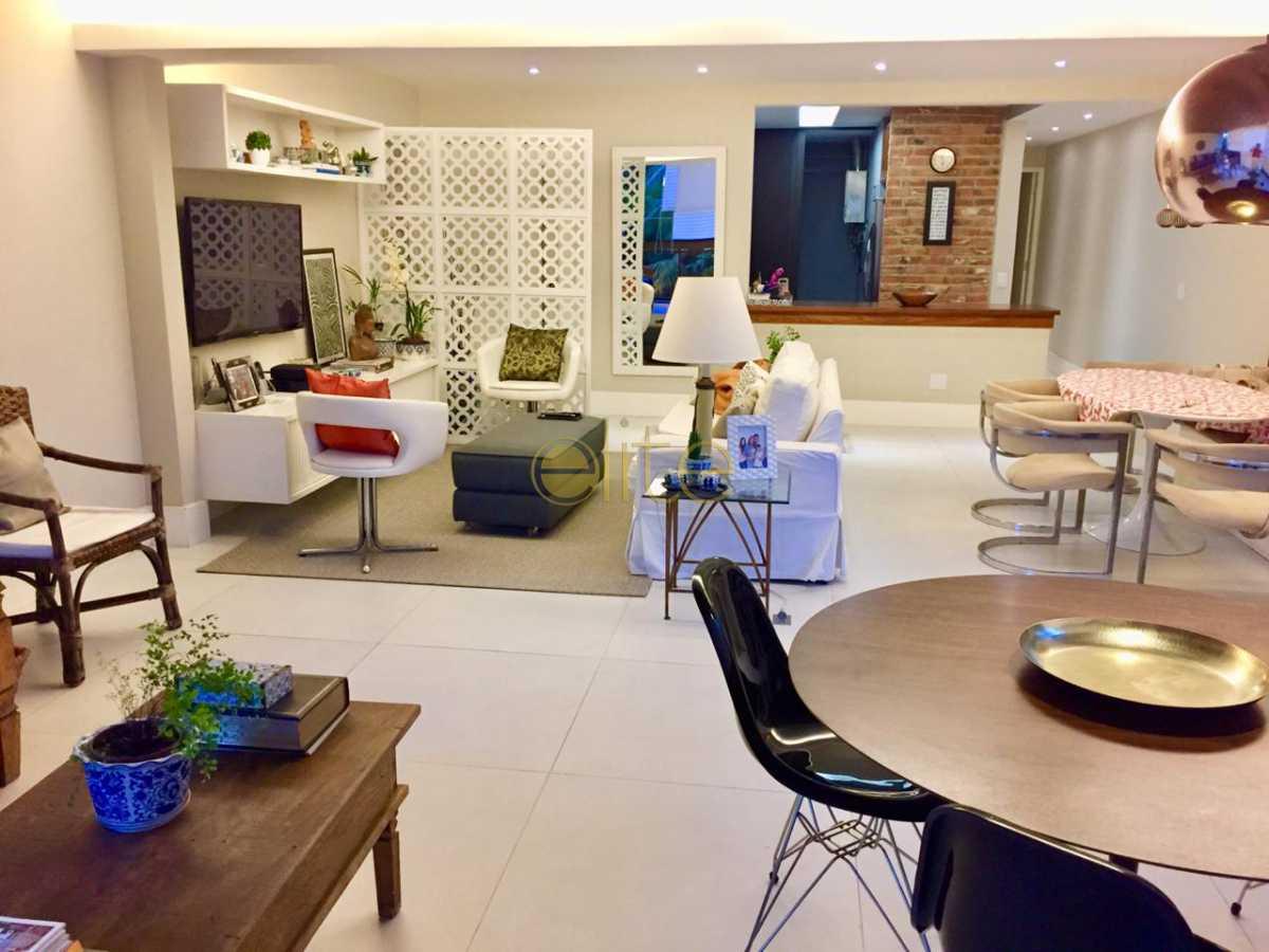 01 - Apartamento À Venda - Jardim Oceânico - Rio de Janeiro - RJ - EBAP30155 - 1