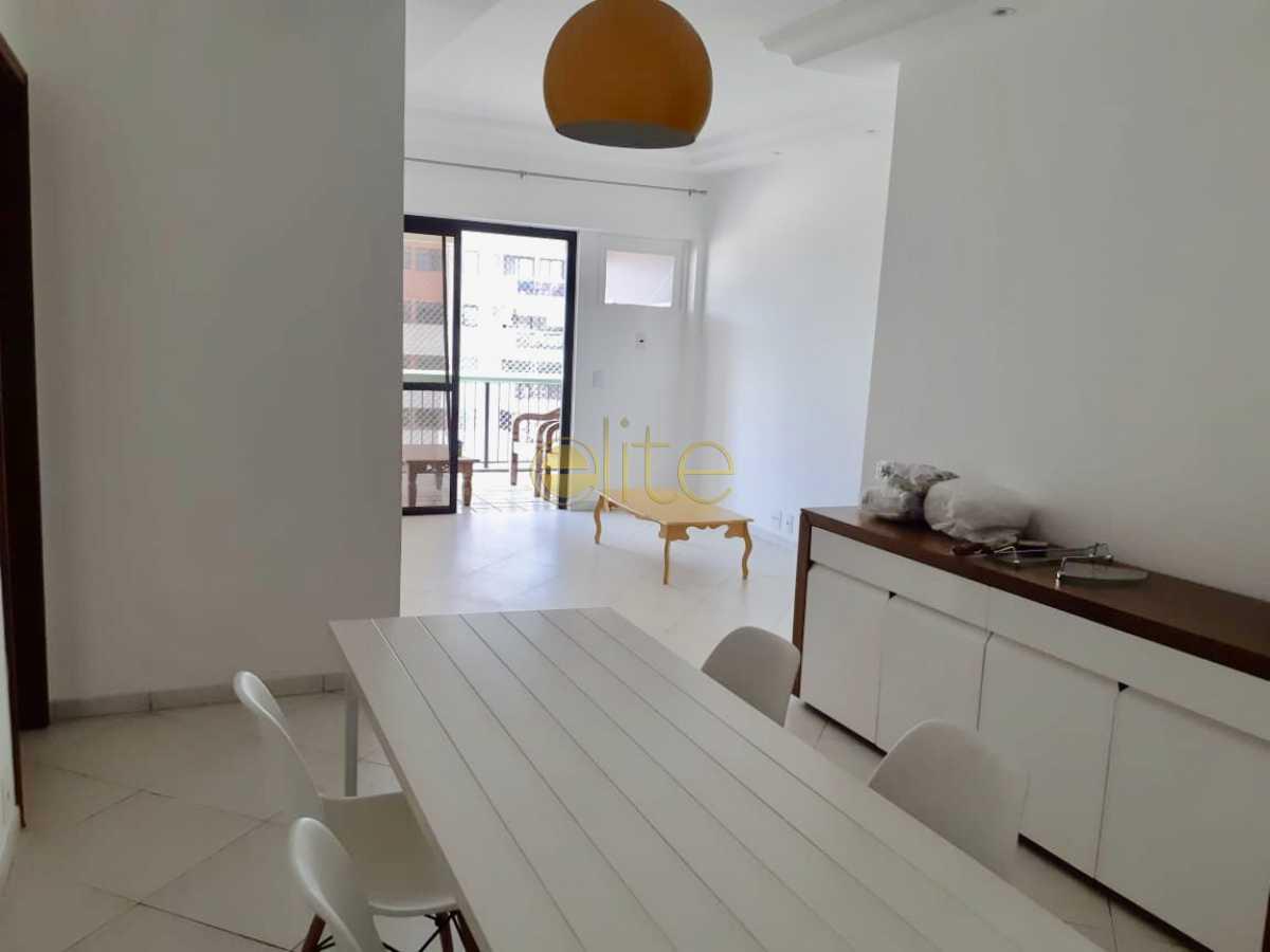 1 - Apartamento Condomínio Parque das Rosas, Barra da Tijuca, Barra da Tijuca,Rio de Janeiro, RJ Para Alugar, 3 Quartos, 105m² - EBAP30156 - 1