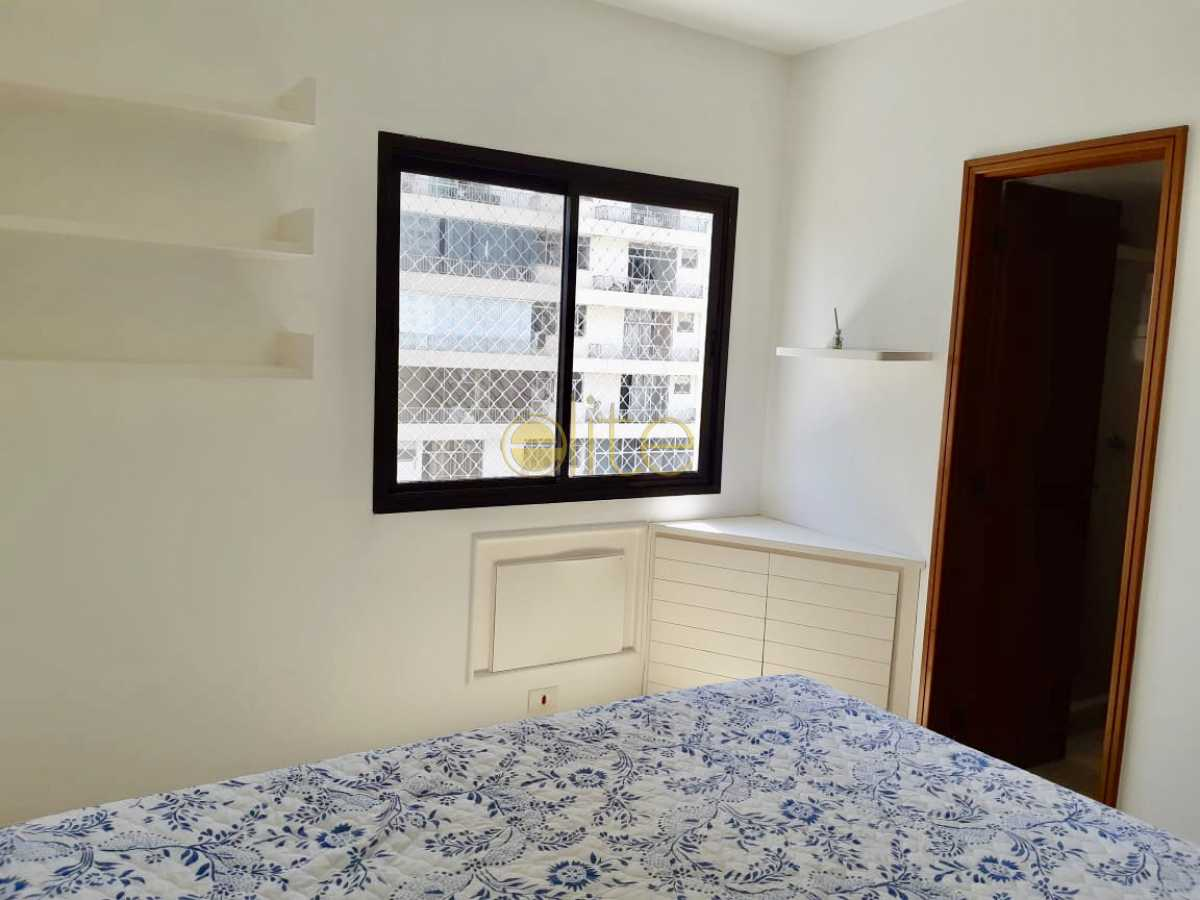 7 - Apartamento Condomínio Parque das Rosas, Barra da Tijuca, Barra da Tijuca,Rio de Janeiro, RJ Para Alugar, 3 Quartos, 105m² - EBAP30156 - 8