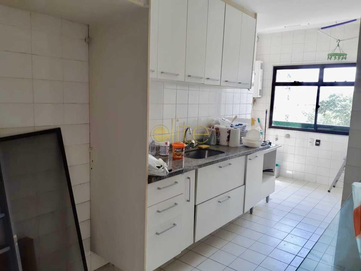 18 - Apartamento Condomínio Parque das Rosas, Barra da Tijuca, Barra da Tijuca,Rio de Janeiro, RJ Para Alugar, 3 Quartos, 105m² - EBAP30156 - 19