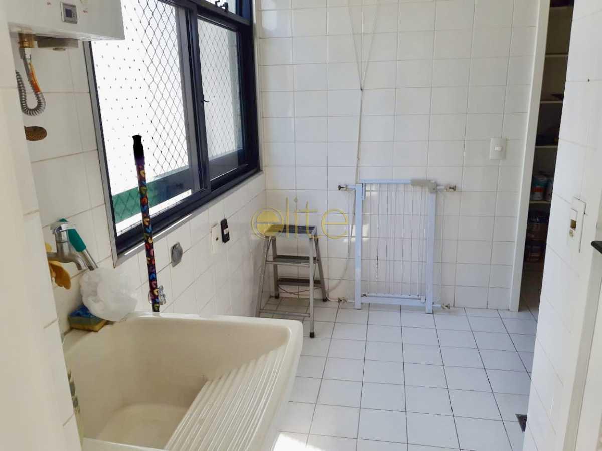 21 - Apartamento Condomínio Parque das Rosas, Barra da Tijuca, Barra da Tijuca,Rio de Janeiro, RJ Para Alugar, 3 Quartos, 105m² - EBAP30156 - 22