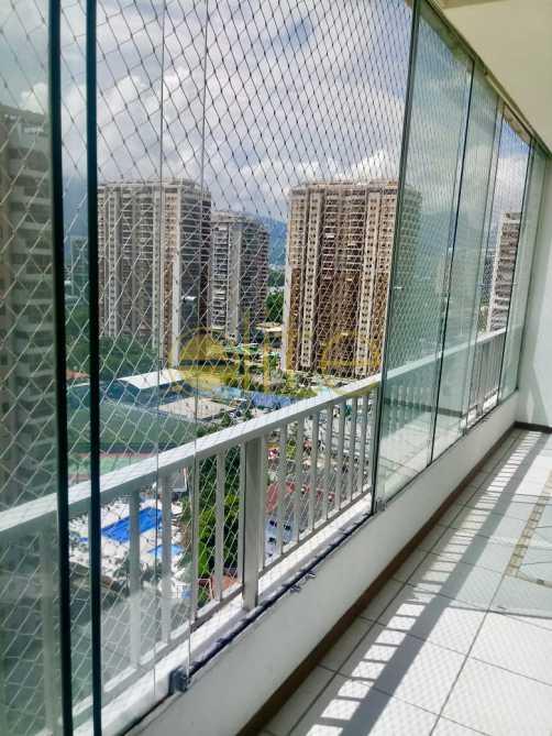 20 - Apartamento Barra da Tijuca, Barra da Tijuca,Rio de Janeiro, RJ À Venda, 2 Quartos, 90m² - EBAP20099 - 21