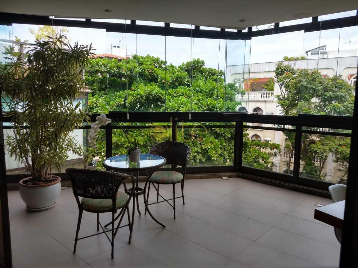 01 - Apartamento Jardim Oceânico,Barra da Tijuca,Rio de Janeiro,RJ Para Alugar,3 Quartos,170m² - EBAP30158 - 1