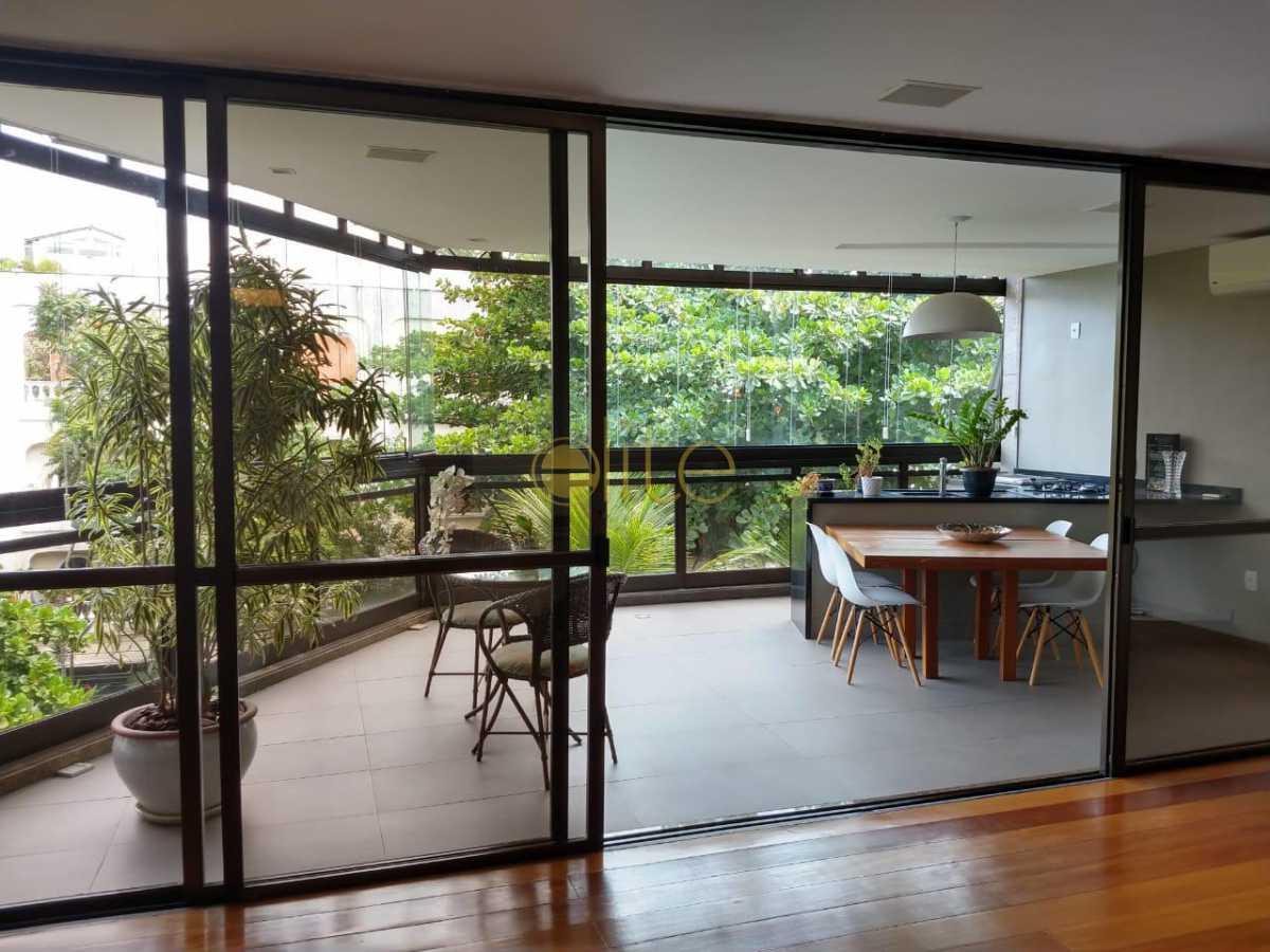 03 - Apartamento Jardim Oceânico,Barra da Tijuca,Rio de Janeiro,RJ Para Alugar,3 Quartos,170m² - EBAP30158 - 4