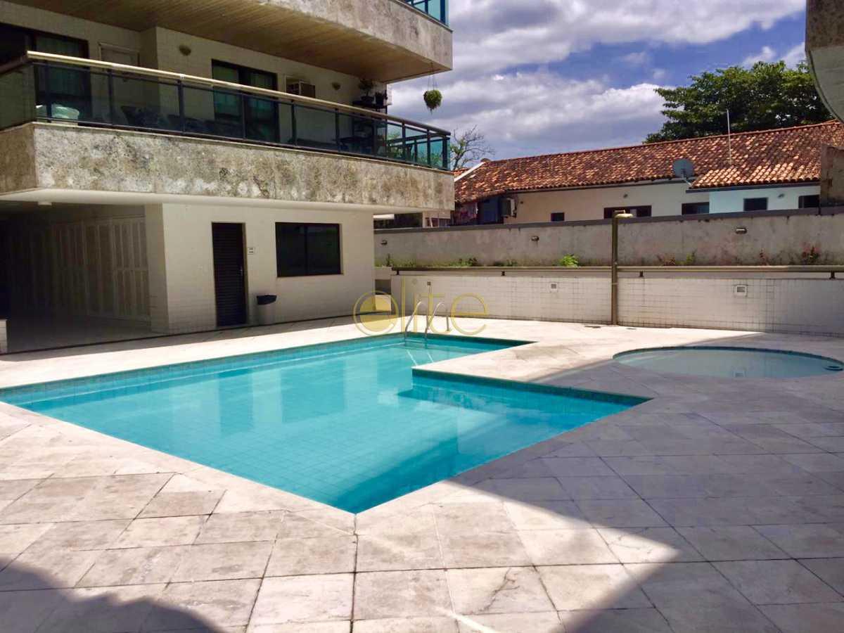 25 - Cobertura Para Venda ou Aluguel - Recreio dos Bandeirantes - Rio de Janeiro - RJ - EBCO40046 - 26
