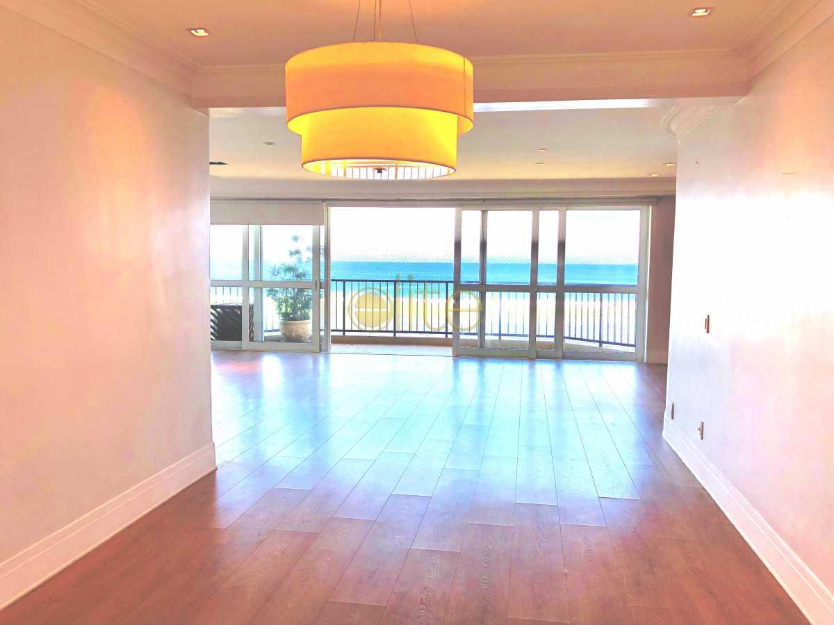 2 - Apartamento Para Venda ou Aluguel no Condomínio Novo Leblon - Barra da Tijuca - Rio de Janeiro - RJ - EBAP40156 - 3
