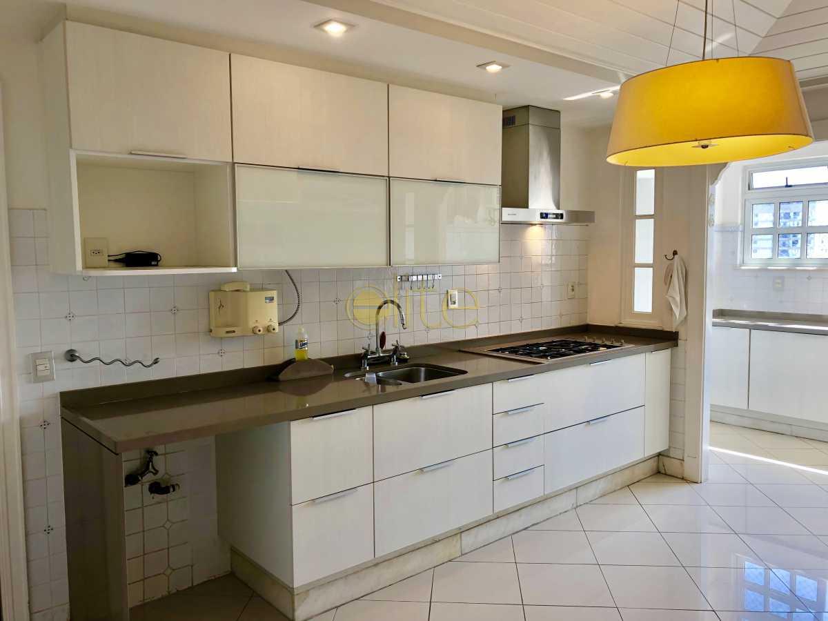 27 - Apartamento Para Venda ou Aluguel no Condomínio Novo Leblon - Barra da Tijuca - Rio de Janeiro - RJ - EBAP40156 - 28