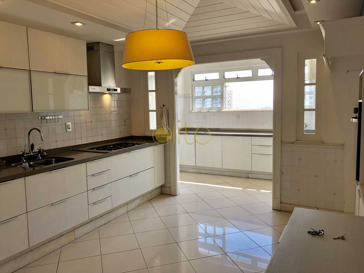 28 - Apartamento Para Venda ou Aluguel no Condomínio Novo Leblon - Barra da Tijuca - Rio de Janeiro - RJ - EBAP40156 - 29