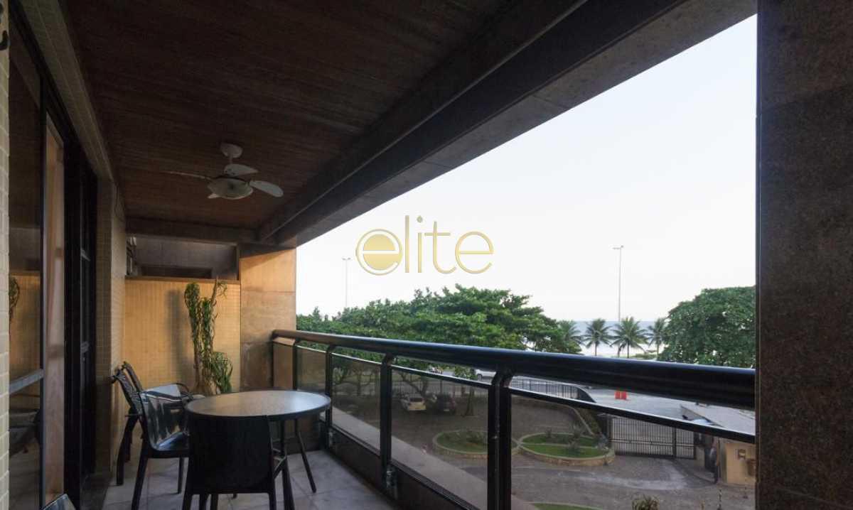 02 - Apartamento Para Alugar no Condomínio Alfa Barra 2 - Barra da Tijuca - Rio de Janeiro - RJ - EBAP40143 - 3