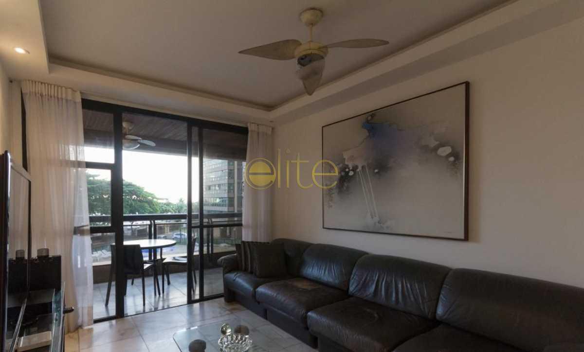 04 - Apartamento Para Alugar no Condomínio Alfa Barra 2 - Barra da Tijuca - Rio de Janeiro - RJ - EBAP40143 - 5