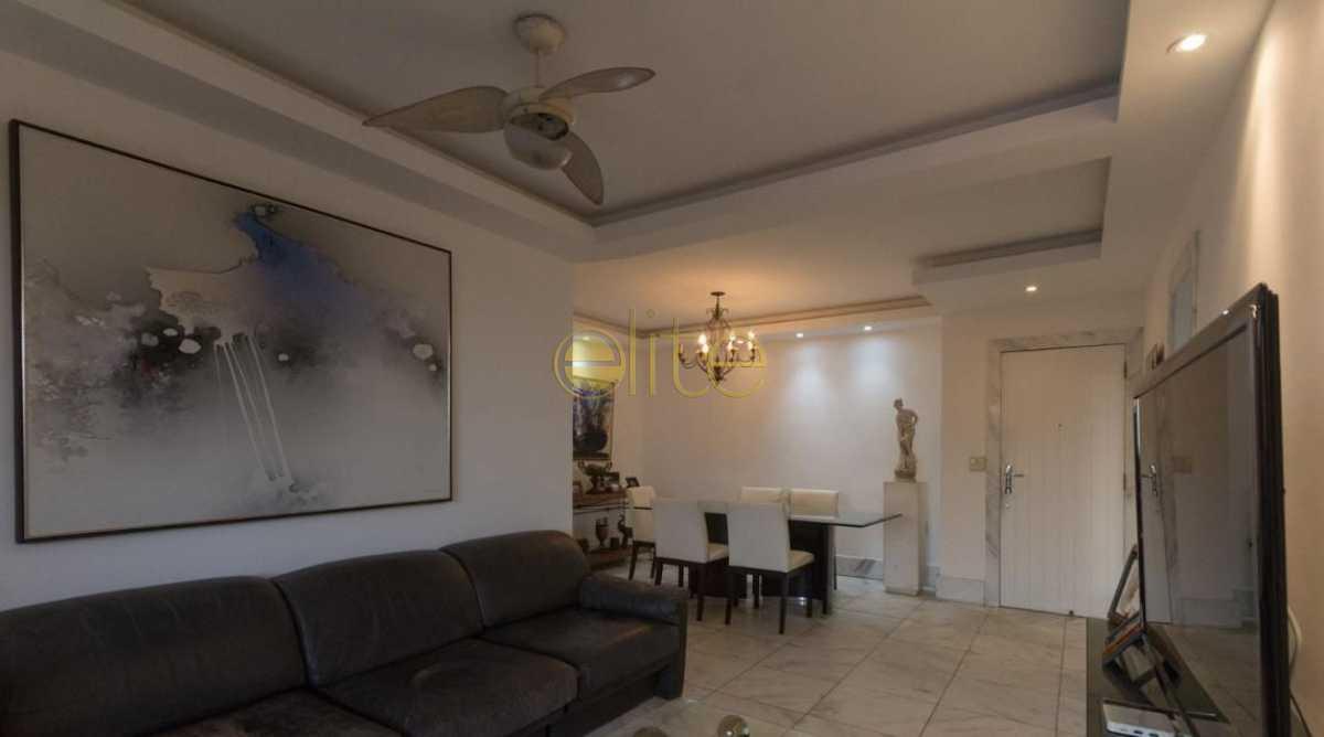 05 - Apartamento Para Alugar no Condomínio Alfa Barra 2 - Barra da Tijuca - Rio de Janeiro - RJ - EBAP40143 - 6