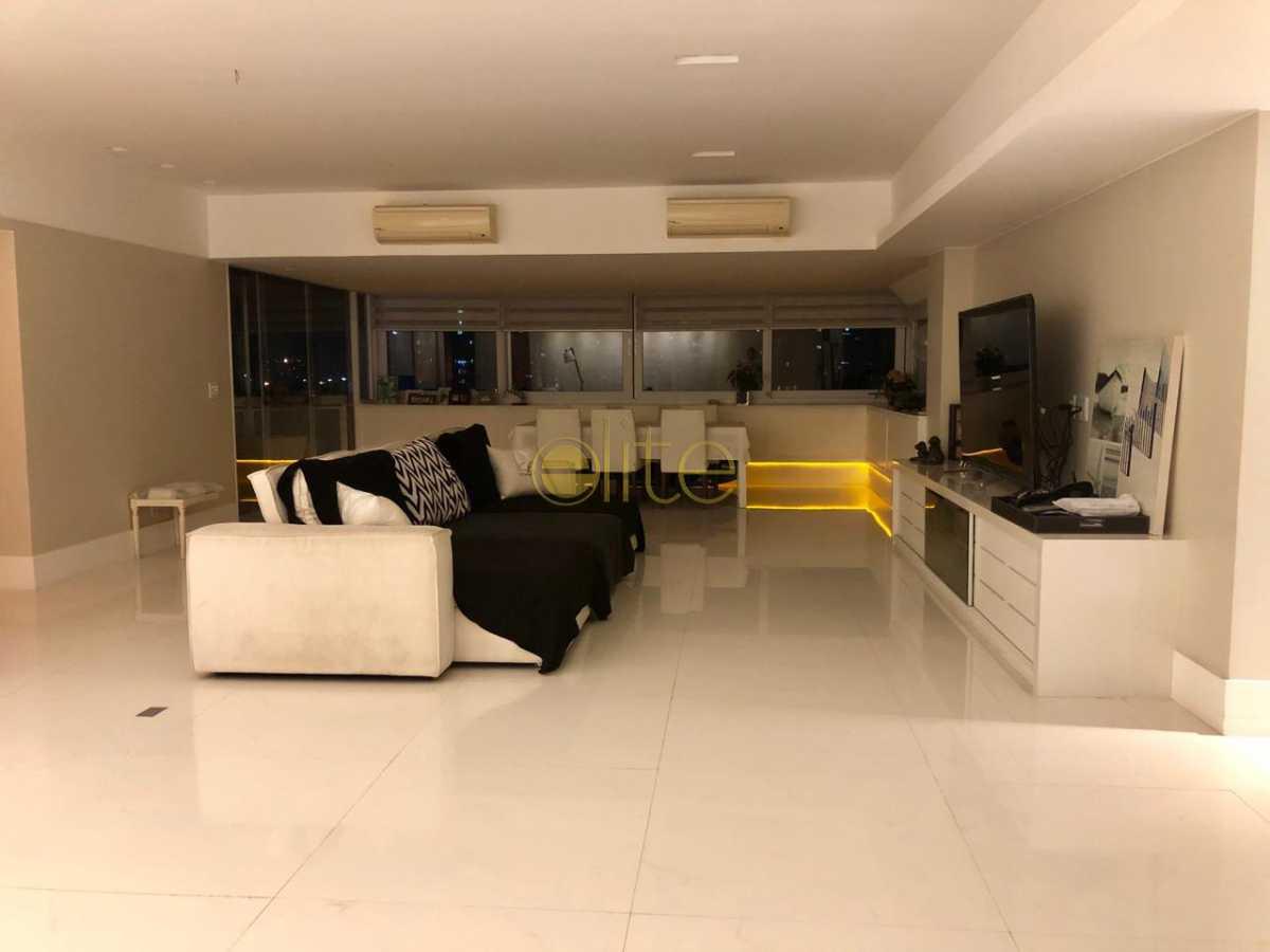 02 - Apartamento À Venda no Condomínio Atlântico Sul - Barra da Tijuca - Rio de Janeiro - RJ - EBAP30161 - 3