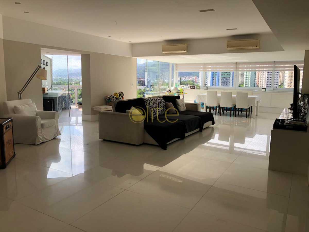 03 - Apartamento À Venda no Condomínio Atlântico Sul - Barra da Tijuca - Rio de Janeiro - RJ - EBAP30161 - 4