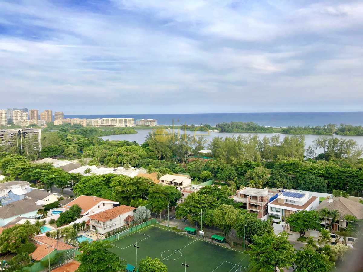 1 - Apartamento Condomínio Novo Leblon, Barra da Tijuca, Barra da Tijuca,Rio de Janeiro, RJ À Venda, 2 Quartos, 95m² - EBAP20104 - 1