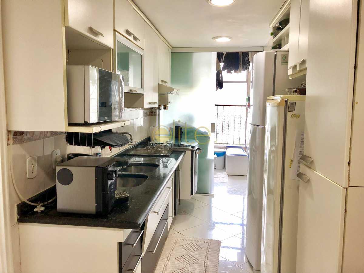 12 - Apartamento Condomínio Novo Leblon, Barra da Tijuca, Barra da Tijuca,Rio de Janeiro, RJ À Venda, 2 Quartos, 95m² - EBAP20104 - 13