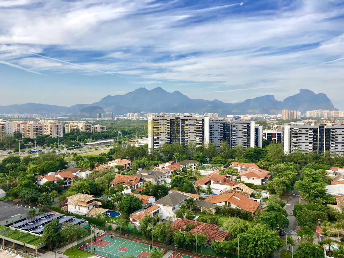 15 - Apartamento Condomínio Novo Leblon, Barra da Tijuca, Barra da Tijuca,Rio de Janeiro, RJ À Venda, 2 Quartos, 95m² - EBAP20104 - 16